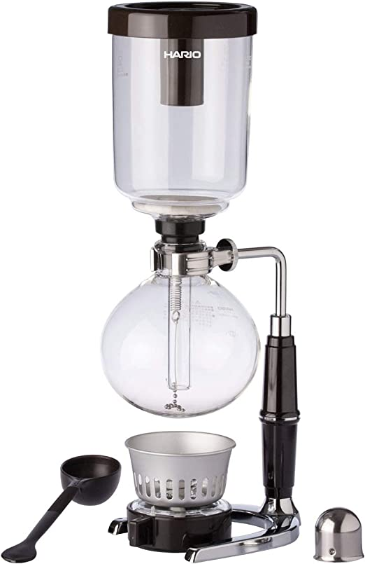 Hario Technica 5-Cup Glass Syphon Coffee Maker