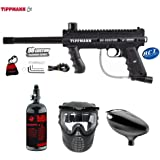 MAddog Tippmann 98 Custom Platinum Series Beginner HPA Paintball Gun Package