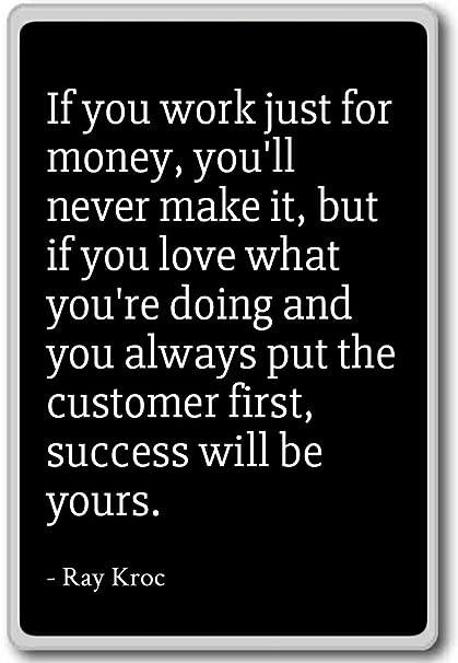 Ray Kroc Quotes 1