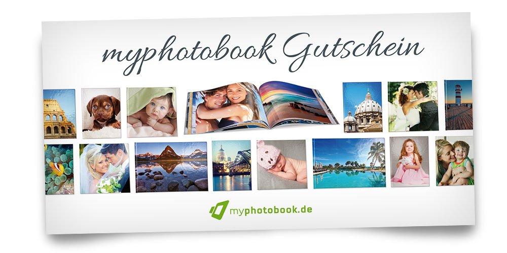 MYPHOTOBOOK GUTSCHEIN 20