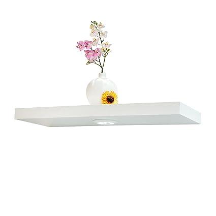 new styles 869b4 4b09c WELLAND Led Floating Shelves Floating Shelves Led Light ...
