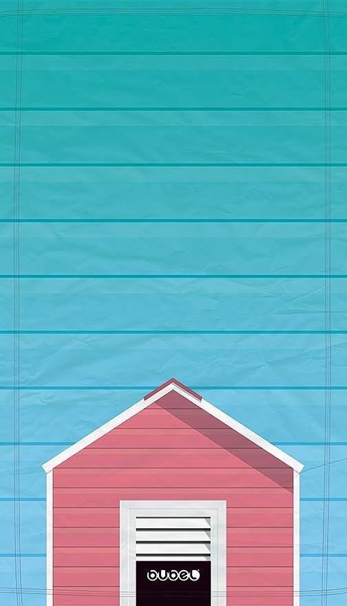 Bubel The House Toalla Técnica Microfibra, 175x95x0.03 cm