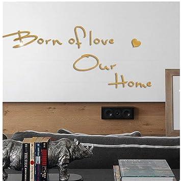 Amazon.com: Vivila - Pegatinas de pared y murales con diseño ...