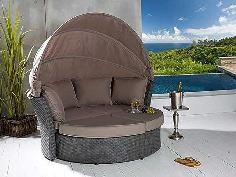 Isola sdraio conchiglia sedia a sdraio sedia a sdraio da giardino in