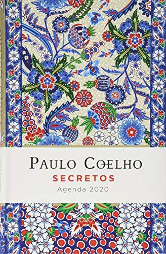 Secretos (Agenda Coelho 2020) (Productos Papelería Paulo Coelho) por Paulo Coelho,Ana Belén Costas,Carlos Manzano de Frutos,Hinda Katia Schumer,Montserrat Mira,M. Dolors Ventós Navés,Alfonso Indecona