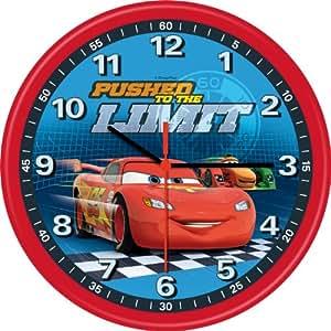 Technoline Qwu Cars 2 - Reloj de Pared para los Niños