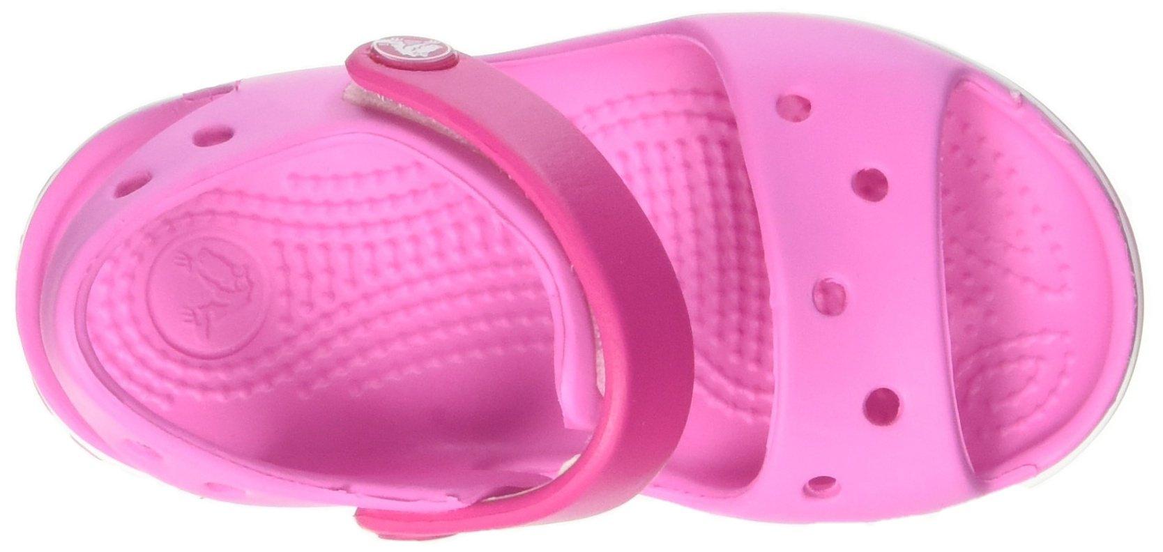 Crocs Crocband  Fun Lab   Light-Up Clog, Pink, C6 M US Toddler by Crocs (Image #16)