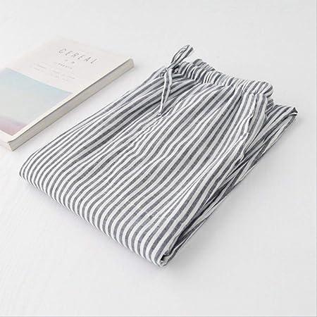 XFLOWR Tallas Grandes Homewear Pantalones de Dormir de ...