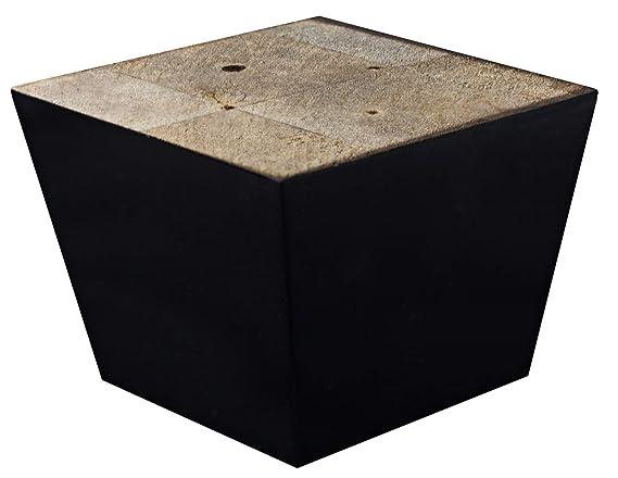Amazon.com: ComfortStyle - Patas para sofá o silla, juego de ...