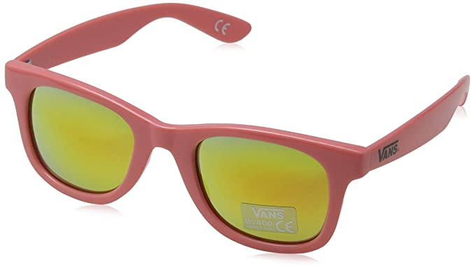 3d28e748a9 Vans Janelle Hipster Sunglasses Gafas de Sol, Rosa (Strawberry Pink), 50  para Mujer: Amazon.es: Ropa y accesorios