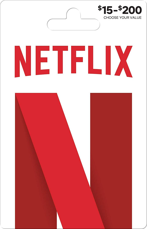 Amazon.com: Tarjeta de regalo de Netflix.: Tarjetas de regalo