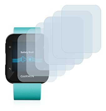 Savvies Protector de Pantalla para Garmin Forerunner 35/30 [6 Unidades]: Amazon.es: Electrónica