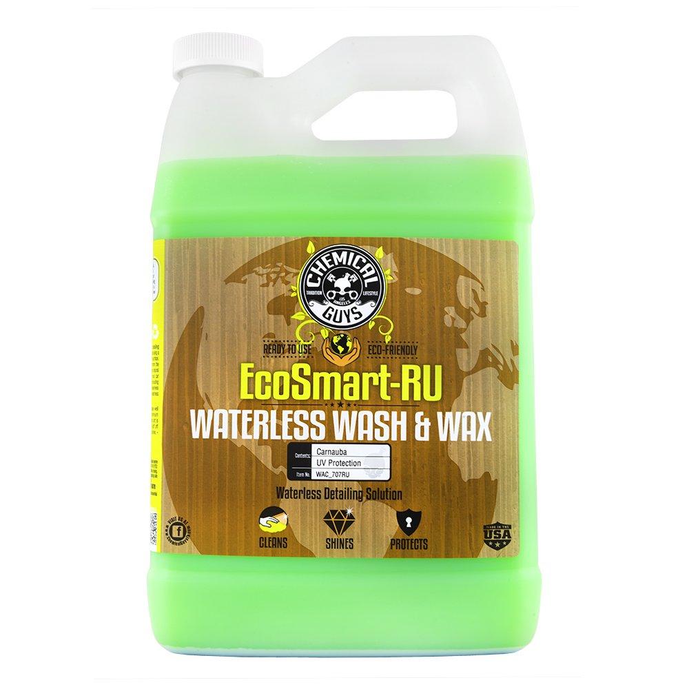 Chemical Guys WAC_707RU EcoSmart-RU Ready to Use Waterless Car Wash and Wax (1 Gal)