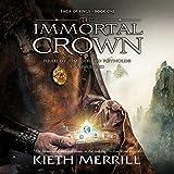 Bargain Audio Book - The Immortal Crown  Saga of Kings  Book O