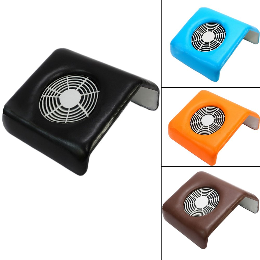 Amazon.com : Nail Dust Vacuum Suction Fan Collector Cleaner Manicure ...