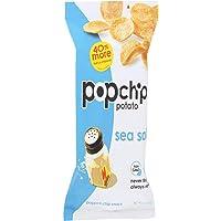 Popchip - 土豆片海盐 - 5 盎司