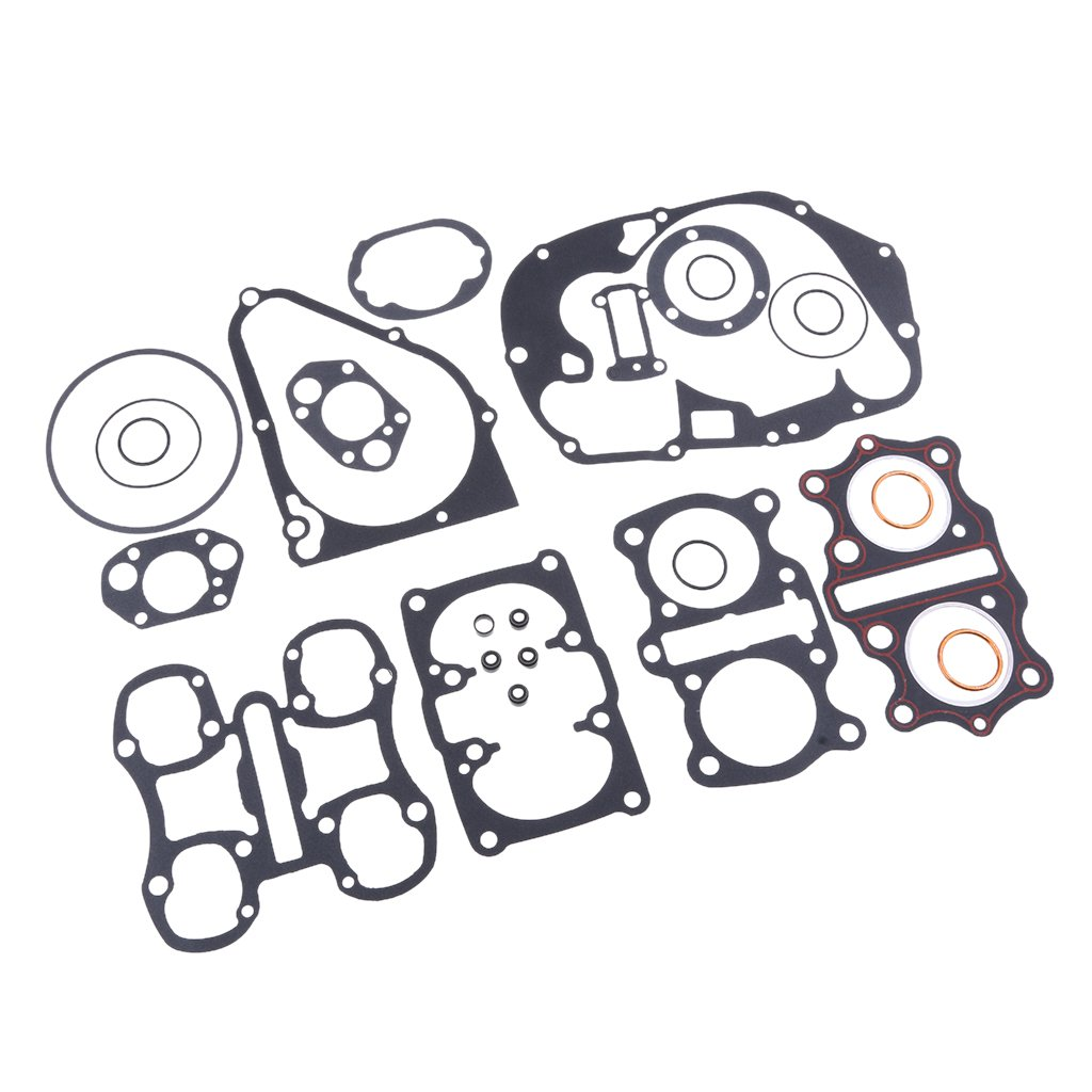 MagiDeal Engine Gasket Kit Set for Honda CB350 CL350 SL350 350 CB CL non-brand