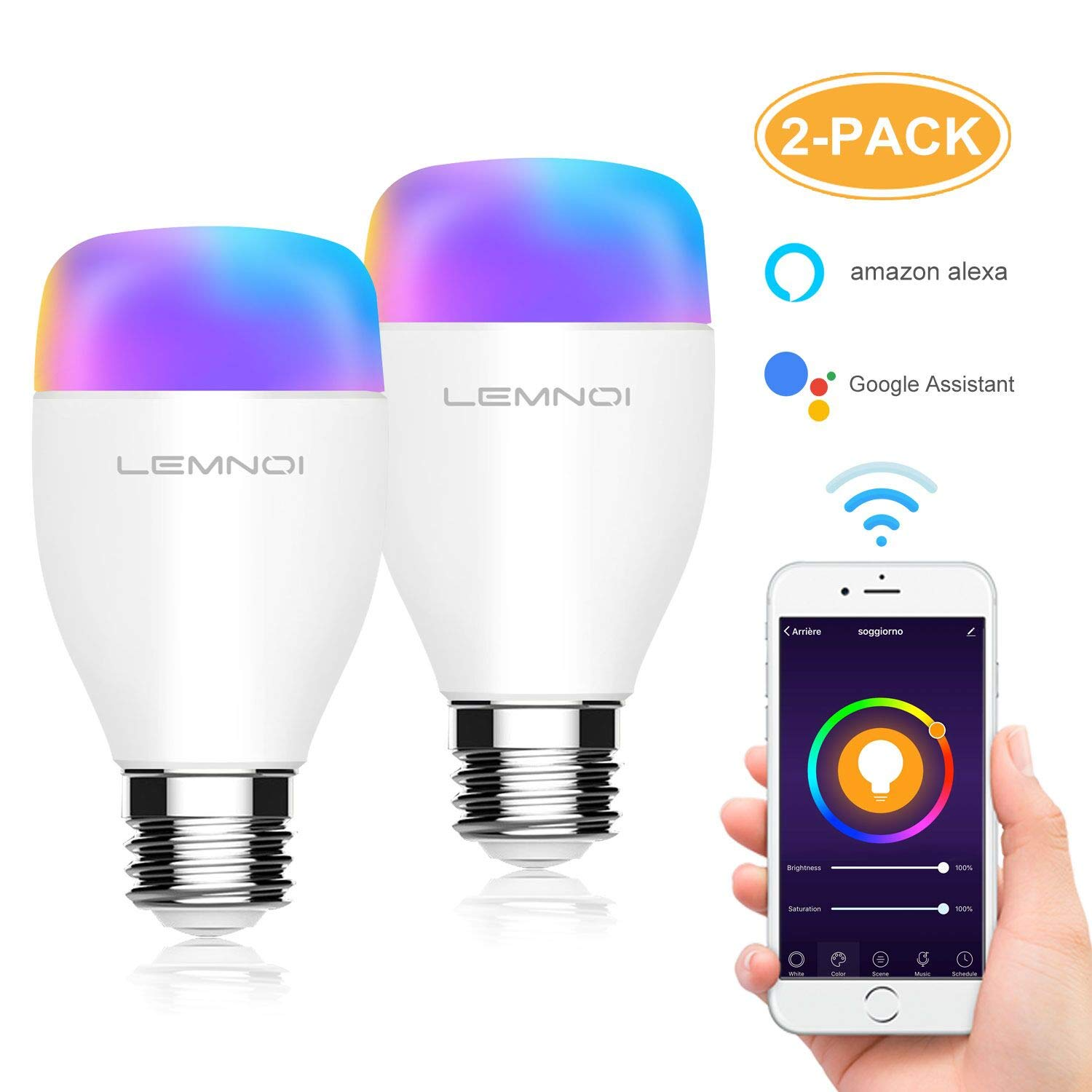 Lemnoi Lampadina Smart LED