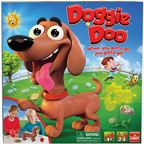 Doo Game Doggie (Goliath New and Improved Doggie Doo Game)