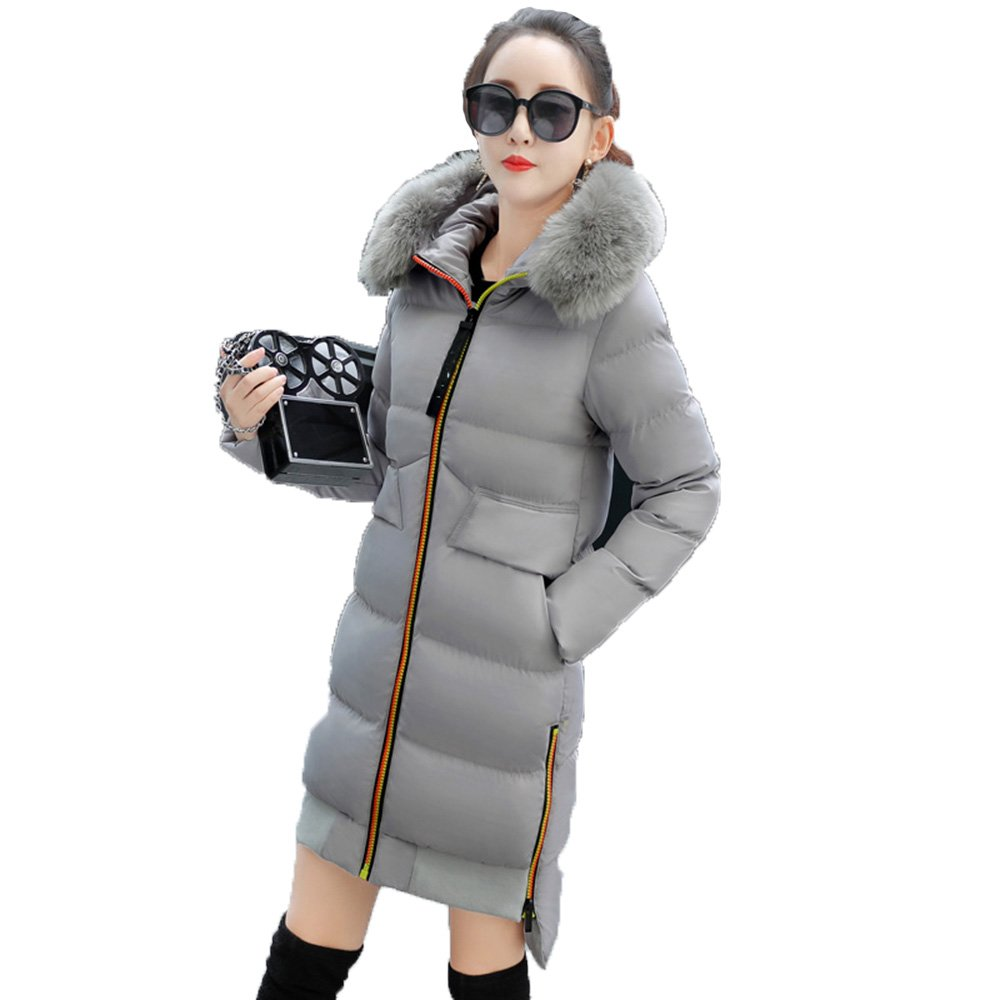 MAGUBA Women winter Cotton jacket Korean style Fashion Hooded Warm