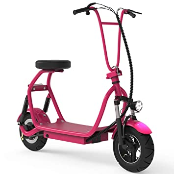 Amazon.com: SKRT Scooter eléctrico de 350 W, 48 V, 18,6 ...