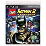 Lego Batman 2: Dc Super Heroes For Sony Ps3
