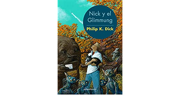 Amazon.com: Nick y el Glimmung (Spanish Edition) eBook ...