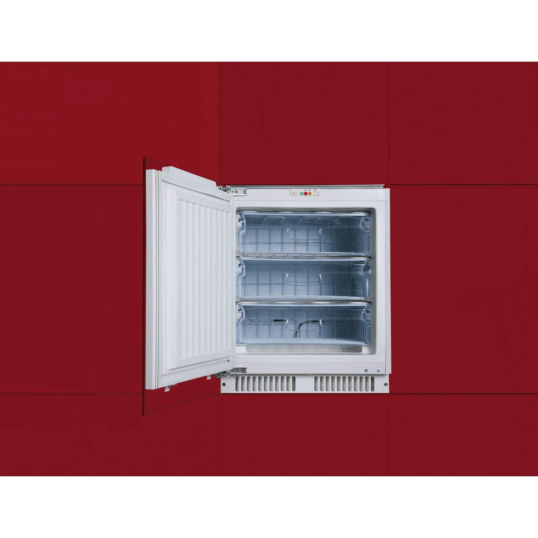 Baumatic BR110 Integrado Vertical 100L A+ Blanco - Congelador ...