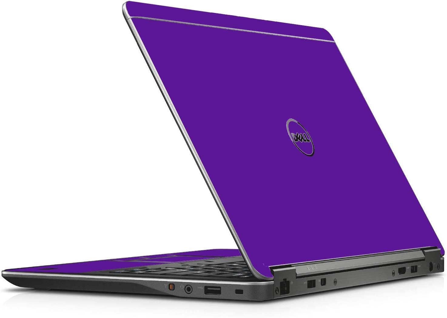 LidStyles Vinyl Protection Skin Kit Decal Sticker Compatible with Dell Latitude E7240 (Purple)