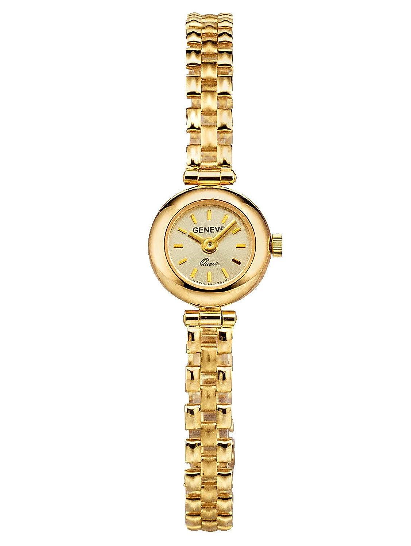 Damen Damenuhr in Gold 585 by Le Blanc