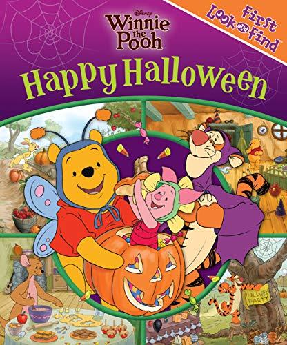 Disney Winnie the Pooh - Happy Halloween - PI ()