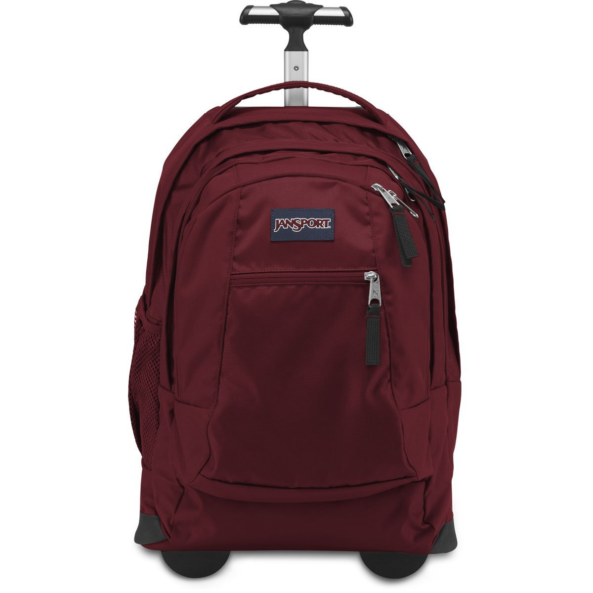 JanSport Driver 8 Core Series Wheeled Backpack (Viking Red)
