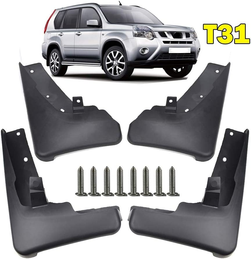 Garde-boue Voiture For Nissan X-Trail T31 2008-2013 Xtrail Garde-boue BOUE Garde-boue Fender