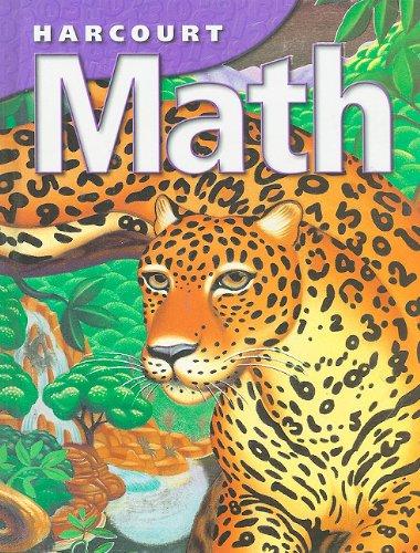Harcourt School Publishers Math: Student Edition  Grade 6 2002