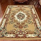 European-style Floor Mats/Doormat/Foot Pad/Small Mats In The Hall/Mats For Living Room Coffee Table/Door Entrance Door Mats/Bedroom Bedside Mats-B 80x120cm(31x47inch)