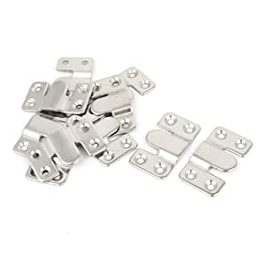 Sofa Couch Photo Frame Metal Sectional Interlocking Connector 10pcs