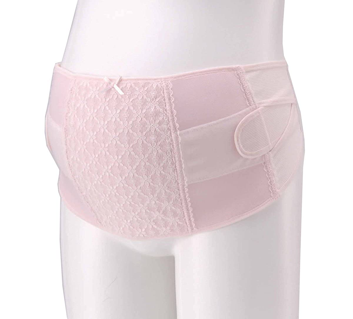 FUN fun Women's Inujirushi Honpo Maternity Pregnancy Belt Support Belt HB-8055_oya_US