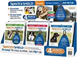 Durvet 011-1136 18 Piece Spectra Shield for Dogs Counter Display