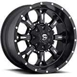 Fuel Offroad Krank Black Wheel (20x9''/6x135mm , + 14mm Offset)