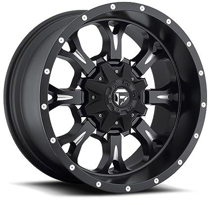 Fuel Wheels 20x9 >> Amazon Com 20x9 Fuel Offroad Wheels Krank D517 5x139 7