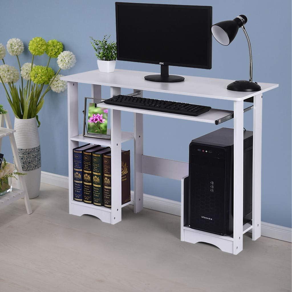 - Amazon.com: Lataw Computer Desk, Desktop Home Modern Simple Style