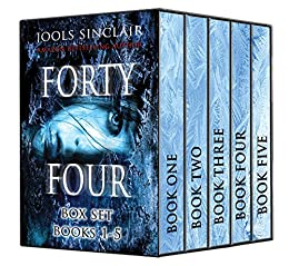 Forty-Four Box Set Books 1-5 (44) by [Sinclair, Jools]