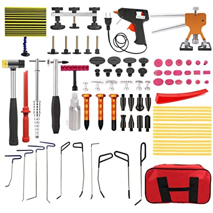 Dent Hail Removal Hammer Repair Puller Lifter Ding Rod Paintless Line Board Tool Automotive Tools & Supplies