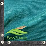 20′ X 20′ Dark Green UV Rated 70% Blockage Prefabricated Sunblock Shade Panel, Shade Tarp Panel, Greenhouse Shade Cover W/Grommets Review