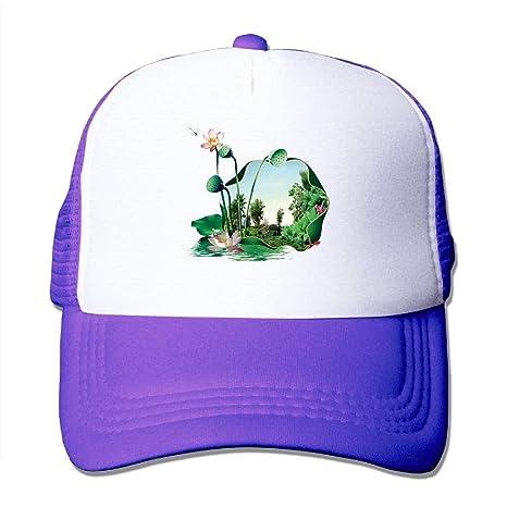 dfegyfr Loto Imprimir Camionero Ajustable Sombreros para el Sol ...
