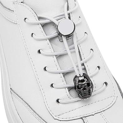 Amazon.com: No Tie Shoelaces Elastic