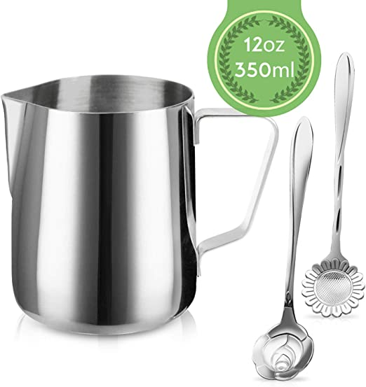 USA SELLER  33  OZ ESPRESSO SET 3 PIECES STAINLESS STEEL FREE SHIPPING US ONLY