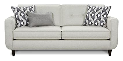 Amazon.com: Chelsea Home Sofa in Grande Linen: Kitchen & Dining