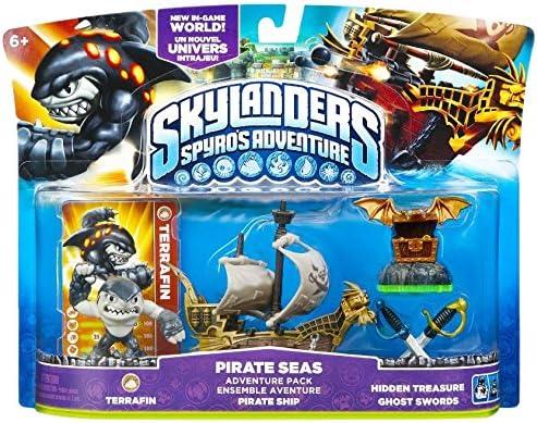 Skylanders Adventure Pack 1: Pirate Seas: Amazon.es: Videojuegos