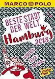 MARCO POLO Beste Stadt der Welt - Hamburg 2018 (MARCO POLO Cityguides): Mit Insider-Tipps und Stadtviertelkarten